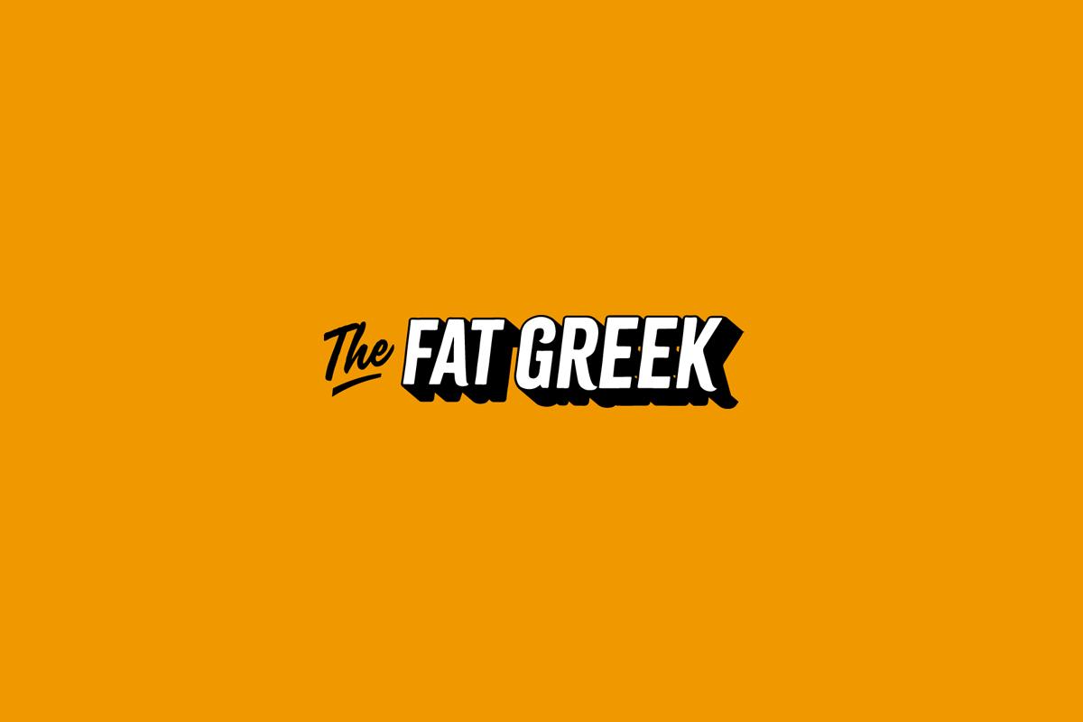 The Fat Greek T.F.G. Tilburg Grafisch Ontwerp