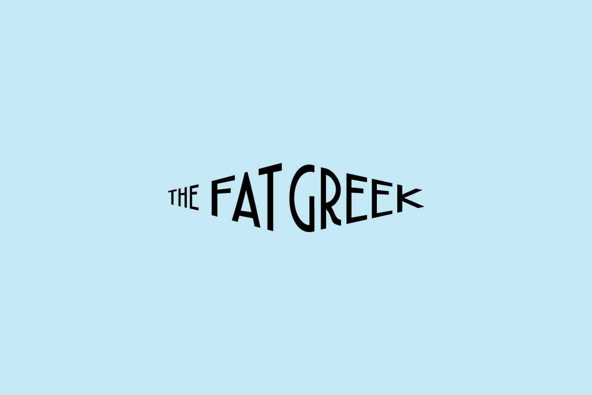 Logo Ontwerp The Fat Greek Tilburg