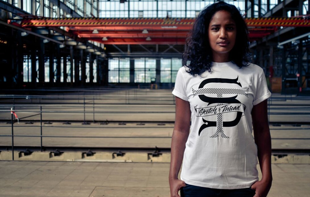 Sketch n Thread T-shirt